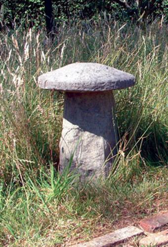 Staddle Stone Statue