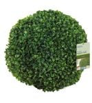 27cm Leaf Effect Artifical Topiary Ball by Gardman™
