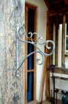 Rustic Metal Wall Bracket 10""