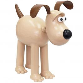 H45cm Gromit Metal Sculpture