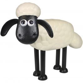 H50cm Shaun the Sheep Metal Sculpture