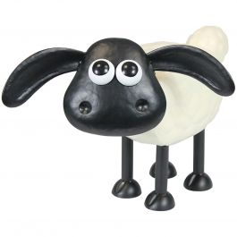H37cm Timmy The Sheep  Metal Sculpture