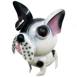 H23cm Freddie the French Bulldog Sculpture