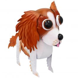 H28cm Daniel the Spaniel Sculpture