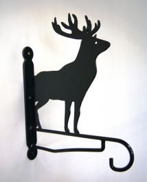 Ornamental Garden Stag Bracket