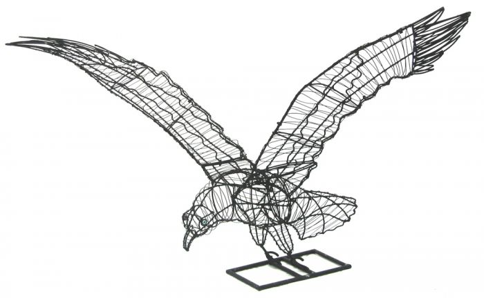 Topiary Eagle flying £144.99