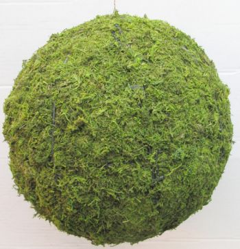 Topiary Sphere With Moss Filling