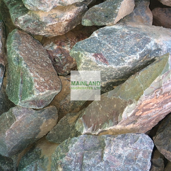 Celtic Granite Gabion Stones 850kg Bulk Bag