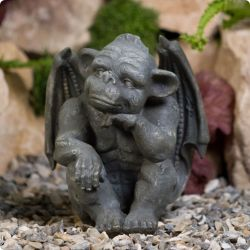 Thoughtful Zibling Garden Ornament