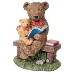Story Book Bears Garden Ornament
