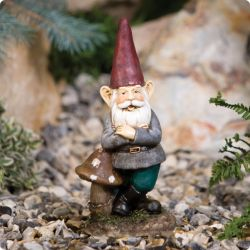 Mini Chill Out Garden Gnome