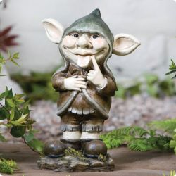 Licky Cheeky Rascal Garden Ornament