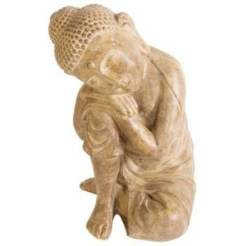 Stonetouch Sleeping Buddha Garden Ornament