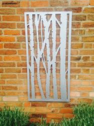 Silver Birch Outdoor Wall Panel (60 x 120cm)