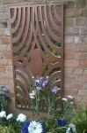 2ft x 4ft Aztec Wall Panel Garden Mirror