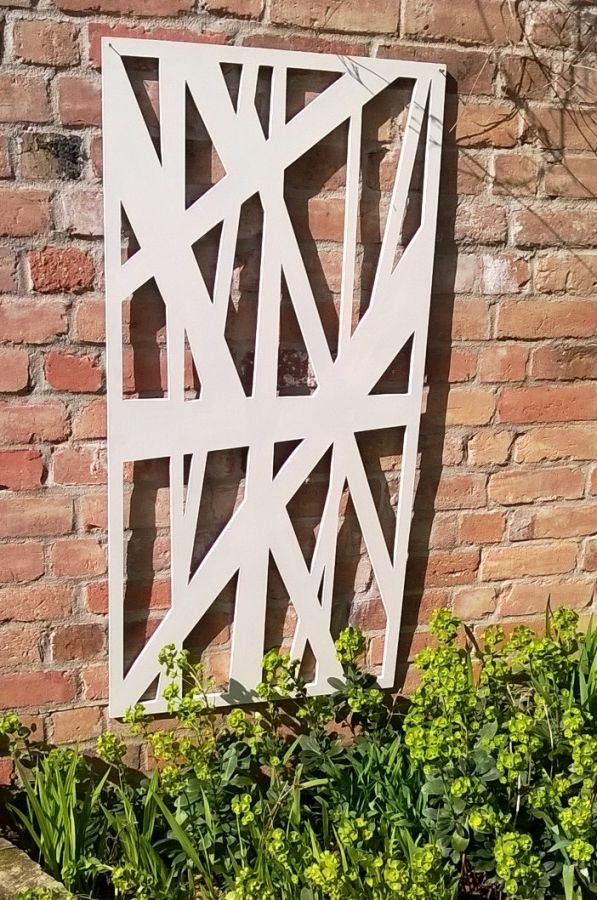 Messy Outdoor Wall Panel (60 x 120cm)