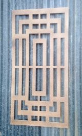 Box Maze Outdoor Wall Panel (60 x 120cm)