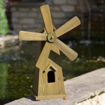 Smart Garden Woodland Windmill