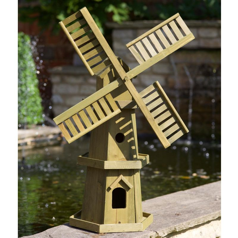 Smart Garden Giant Woodland Windmill