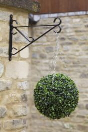 28cm Artificial Topiary Boxwood Ball by Smart Garden