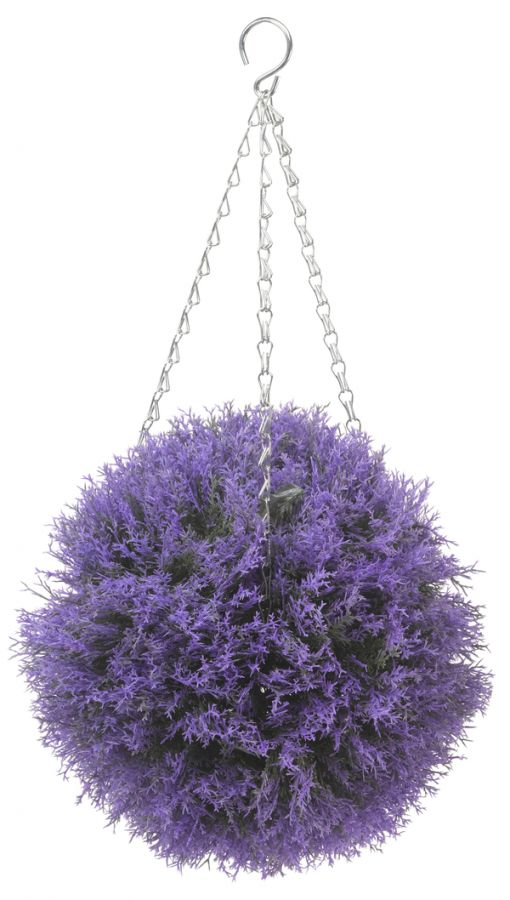 Smart Garden Purple Haze Topiary Ball 28cm