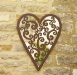 Smart Garden Heart of Hearts Garden Mirror
