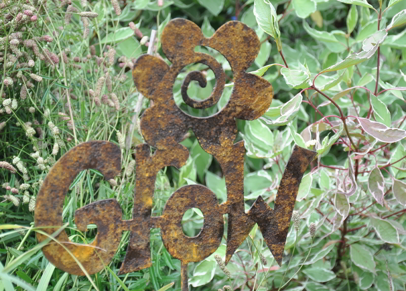 Grow Garden Ornament