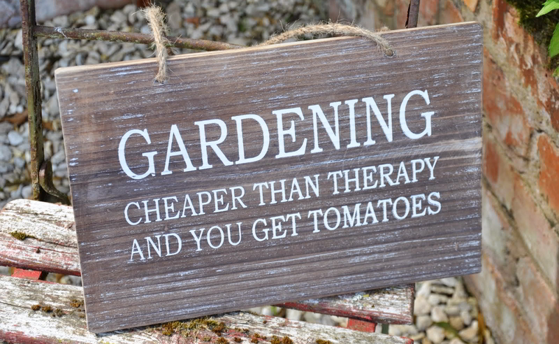 Therapy Garden Ornament