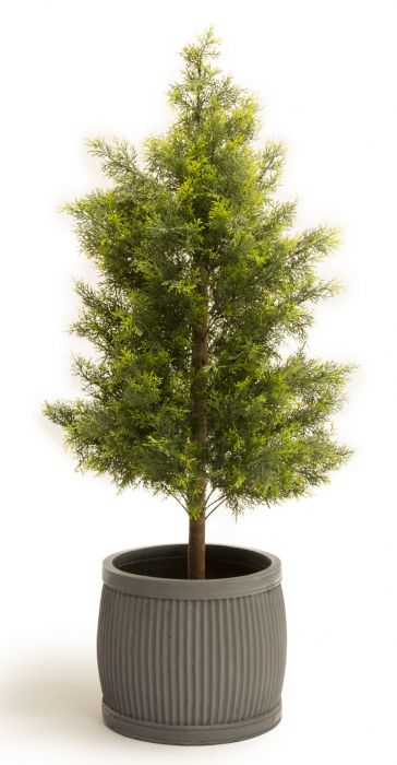 110cm Artificial Cypress Tree By Primrose™