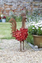 Decorative Bertie Rooster by Smart Garden