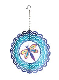 Decorative Dragonfly Hanging Spinner