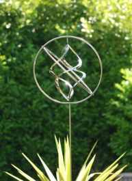 Gyroscope Nova Kinetic Wind Spinner Dia 39cm
