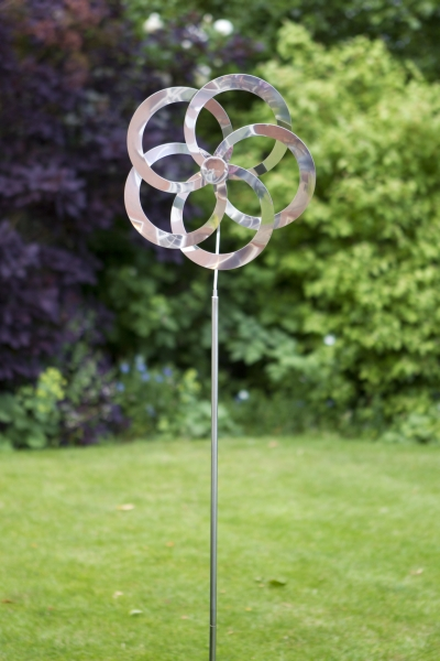 Magic Circles Wind Spinner Dia 51cm 163 109 99