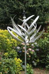 Windsor Wind Spinner Silver