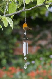 Robin Wind Chime by Smart Garden