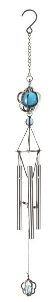 Blue Crystal Wind Chime by Smart Garden