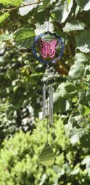Butterfly Wind Chime by Smart Garden