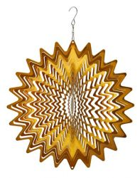 "Smart Garden - 12"" Golden Ray Hanging Spinner"