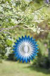"Smart Garden - 12"" Azure Ray Spinner"