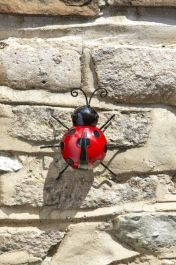 Garden Decoration Large Ladybird by Smart Garden
