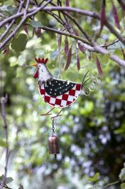Smart Garden - Garden Decoration Rooster Bell
