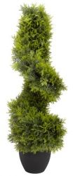 Smart Garden - Artificial Topiary Twirl Plant Decoration