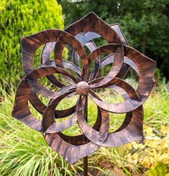 Marden Wind Spinner in Bronze Dia 64cm by Primrose™