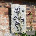 Lilac Bud Flower Plaque