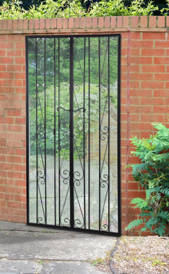 6ft X 3ft Illusion Mirror Gate By Reflect 163 179 99