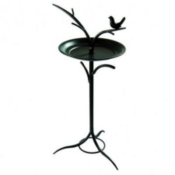 Tree Pedestal Bird Bath