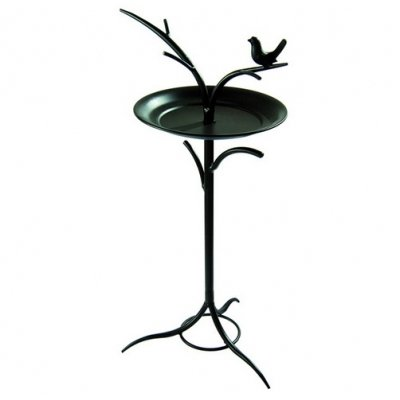 54cm Tree Pedestal Bird Bath