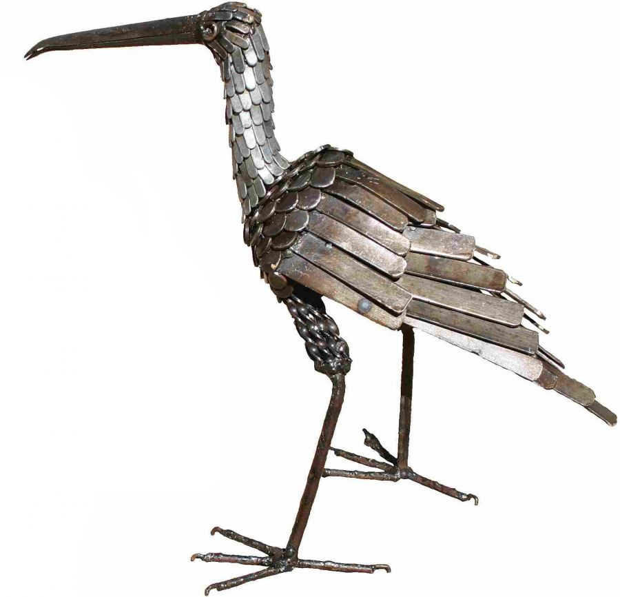 Curlew Upright Sculpture