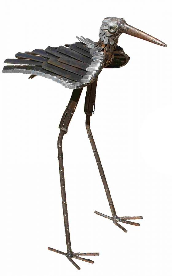 Stilt Upright Sculpture
