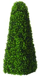 90cm Artificial Topiary Tree by Primrose™ - 'The Big Buxus Obelisk'